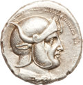 Ancients:Greek, Ancients: Seleukos I Nikator (312-281 BC). AR tetradrachm (17.01gm). ...