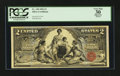 Large Size:Silver Certificates, Fr. 248 $2 1896 Silver Certificate PCGS Apparent Very Fine 30.. ...