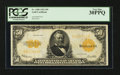 Large Size:Gold Certificates, Fr. 1200 $50 1922 Gold Certificate PCGS Very Fine 30PPQ.. ...
