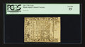 Colonial Notes:Rhode Island, Rhode Island May 1786 2s 6d PCGS Very Fine 35.. ...