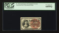 Fractional Currency:Fourth Issue, Fr. 1257 10¢ Fourth Issue PCGS Very Choice New 64PPQ.. ...