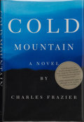 Books:Signed Editions, Charles Frazier. SIGNED. Cold Mountain. New York: Atlantic Monthly Press, [1997]. First edition. Signed by the aut...
