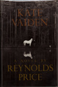 Books:Signed Editions, Kate Vaiden. SIGNED. Reynolds Price. New York: Atheneum, 1986. First edition. Signed by the author on the title ...