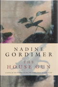Books:Signed Editions, Nadine Gordimer. SIGNED. The House Gun. New York: Farrar, Straus and Giroux, [1998]. First edition. Signed and dat...