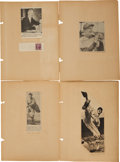Baseball Collectibles:Others, Baseball Hall of Famers Signed Photographs Lot of 4. ...