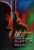 "Movie Posters:James Bond, James Bond Collection (MGM, 1999). Video Poster (27"" X 40"") SS. James Bond.. ..."