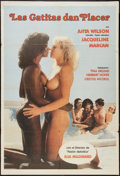 """Movie Posters:Adult, The Pussycat Syndrome (Atlas International, 1983). One Sheets (4) (27"""" X 41""""). Adult.. ... (Total: 4 Items)"""