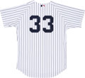 Baseball Collectibles:Uniforms, 1993 Javier Vazquez Game Worn Jersey....