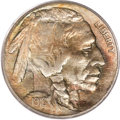 Buffalo Nickels, 1916 5C Doubled Die Obverse XF40 PCGS. CAC. FS-101....