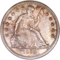 Seated Dollars, 1859-S $1 MS63 NGC....