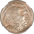 Buffalo Nickels, 1916 5C Doubled Die Obverse AU50 NGC. FS-101....