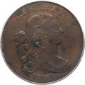Large Cents, 1799 1C VF25 PCGS. CAC. S-189, B-3, R.2....