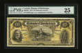 Canadian Currency: , Montreal, PQ- Banque D'Hochelaga $10 Jan. 1, 1914 Ch. # 360-22-04....