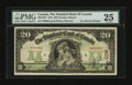 Canadian Currency: , Toronto, ON- The Standard Bank of Canada $20 Jan. 2, 1919 Ch.695-18-32. ...