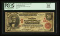 National Bank Notes:Missouri, Saint Louis, MO - $50 1902 Red Seal Fr. 664 The Fourth NB Ch. #(M)283. ...