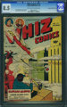 Whiz Comics #113 - Crowley Pedigree Copy (Fawcett Publications, 1949) CGC VF+ 8.5 Light tan to off-white pages