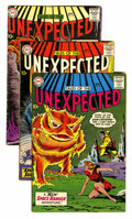 Silver Age (1956-1969):Horror, Tales of the Unexpected #50-67 Group (DC, 1960-61) Condition:Average VG-.... (Total: 18 Comic Books)