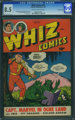 Whiz Comics #73 - Crowley Pedigree Copy (Fawcett Publications, 1946) CGC VF+ 8.5 Cream to off-white pages