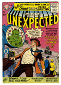 Silver Age (1956-1969):Science Fiction, Tales of the Unexpected #7 (DC, 1956) Condition: VF-....