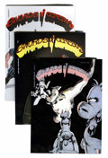 Modern Age (1980-Present):Alternative/Underground, Swords of Cerebus Group (Aardvark-Vanaheim, 1981-84) Condition:Average NM-.... (Total: 6 Comic Books)