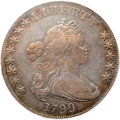 Early Dollars, 1799 $1 8x5 Stars VF30 PCGS. B-23, BB-159, R.4....