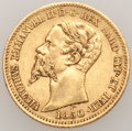 Italy: , Italy: Sardinia. Four-piece lot of 20 Lire gold as follows:...(Total: 4 coins)