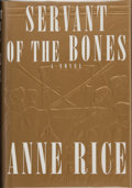 Books:Signed Editions, Anne Rice. SIGNED. Servant of the Bones. New York: Alfred A. Knopf, 1996. First edition. Signed by the author on...