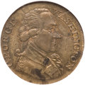 Colonials, Undated MEDAL Washington Success Medal, Large Size, Plain Edge MS62NGC. Baker-265A, W-10905, R.5....