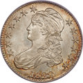 Bust Half Dollars, 1828 50C Square Base 2, Small 8, Small Letters MS64 PCGS. O-119,R.3....