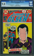 Bronze Age (1970-1979):Superhero, Superman's Pal Jimmy Olsen #157 (DC, 1973) CGC NM/MT 9.8 White pages.