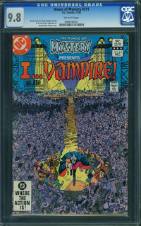 House of Mystery #311 (DC) CGC NM/MT 9.8 Off-white pages