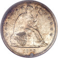 Proof Seated Dollars, 1859 $1 PR63 PCGS....