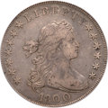 Early Dollars, 1800 $1 Wide Date, Low 8 VF35 PCGS. B-10, BB-190, R.3....
