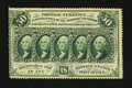 Fractional Currency:First Issue, Fr. 1310 50¢ First Issue Extremely Fine-About New.. ...