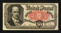 Fractional Currency:Fifth Issue, Fr. 1381 50¢ Fifth Issue About New.. ...