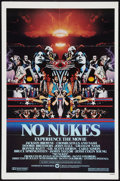"""Movie Posters:Rock and Roll, No Nukes (Warner Brothers, 1980). One Sheet (27"""" X 41""""). Rock and Roll.. ..."""