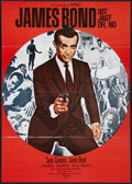 "Movie Posters:James Bond, Dr. No (United Artists, R-1980). German A1 (23"" X 33""). JamesBond.. ..."