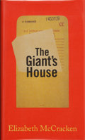 Books:Signed Editions, Elizabeth McCracken. SIGNED. The Giant's House. [New York]: Dial Press, [1996]. First edition, first printing. Sig...