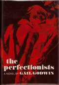 Books:Signed Editions, Gail Godwin. SIGNED. The Perfectionists. New York Evanston London: Harper & Row, Publishers, [1970]. First edition. ...