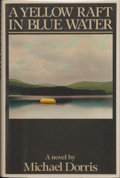 Books:Signed Editions, Michael Dorris. SIGNED. A Yellow Raft in Blue Water. New York: Henry Holt and Company, [1987]. First edition, first ...