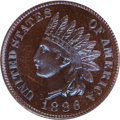 Proof Indian Cents: , 1886 1C Type One PR66 Brown PCGS. PCGS Population (13/5). NGCCensus: (42/10). Mintage: 4,290. Numismedia Wsl. Price for pr...