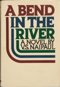 Books:First Editions, V. S. Naipaul. A Bend in the River....