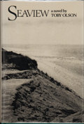 Books:Signed Editions, Toby Olson. SIGNED. Seaview. ...