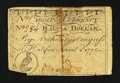 Colonial Notes:North Carolina, North Carolina April 2, 1776 $1/2 Owl Fine, Damaged.. ...