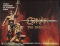 "Movie Posters:Action, Conan the Barbarian (Universal, 1982). Subway (45"" X 60"") Advance.Action.. ..."