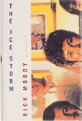 Books:Signed Editions, Rick Moody. SIGNED. The Ice Storm. ...