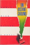 Books:Signed Editions, Robert Olen Butler SIGNED. On Distant Ground. ...