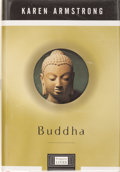 Books:Signed Editions, Karen Armstrong. SIGNED. Buddha. ...