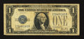 Error Notes:Inverted Reverses, Fr. 1602 $1 1928B Inverted Reverse Silver Certificate. Fine.. ...