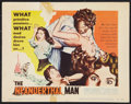 "Movie Posters:Horror, The Neanderthal Man (United Artists, 1953). Title Lobby Card (11"" X 14""). Horror.. ..."